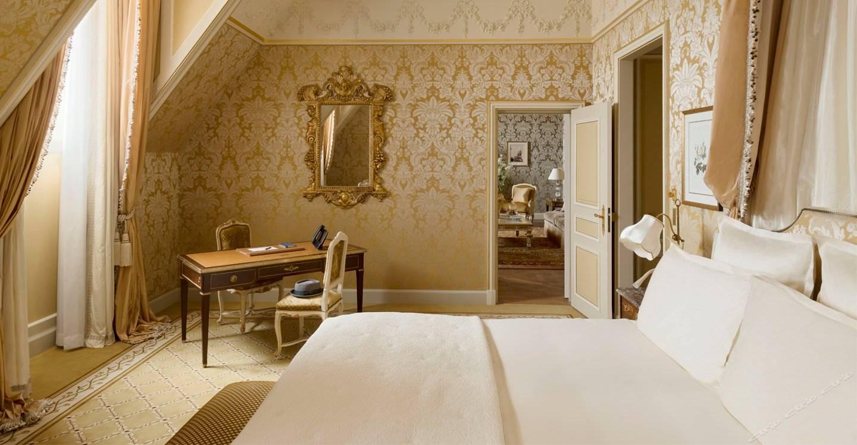巴黎利兹酒店 Ritz Paris (高级房)